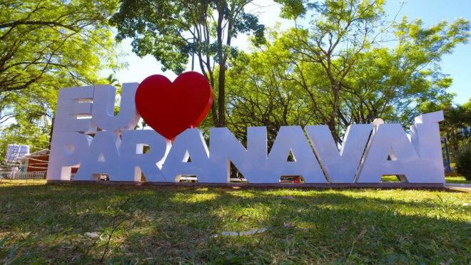 Paranavaí tem pouco mais de 105 mil habitantes e fica no noroeste do Paraná