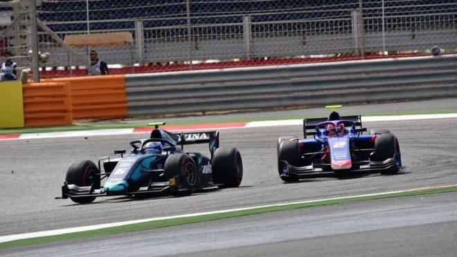 Imagem do GP do Bahrain em 2019