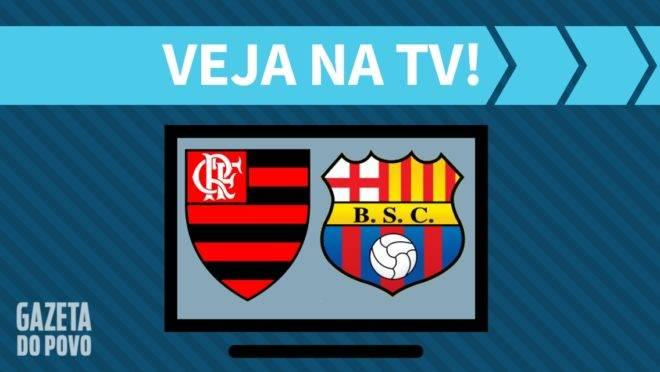 Flamengo x Barcelona-EQU: saiba como assistir na tv