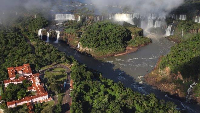 Foz tem cerca de 253 mil habitantes e está localizada no sudoeste do Paraná