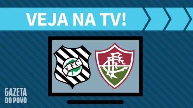 Figueirense x Fluminense- veja como assistir na TV