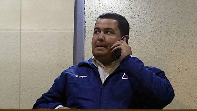 Leonardo Oliveira despistou sobre parceria no Paraná.