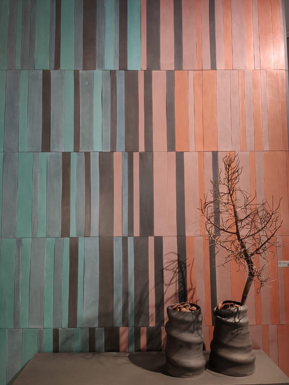 Cimentícios nos azulejos e réguas decorativas da Castelatto.