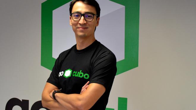 Ronnie Sang Jr. CEO da AoCubo.