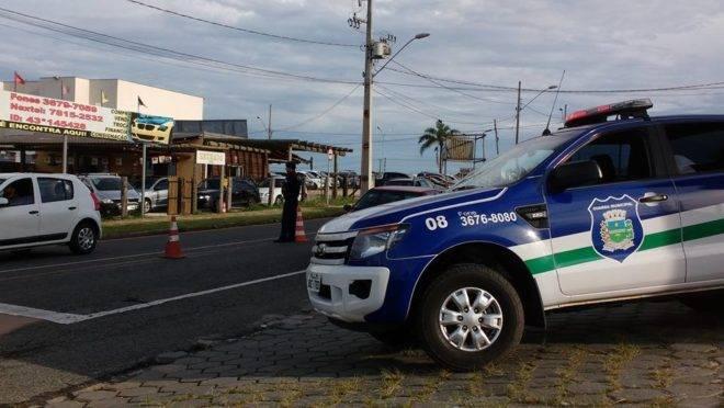 O município tem cerca de 45 mil habitantes e fica na região metropolitana de Curitiba