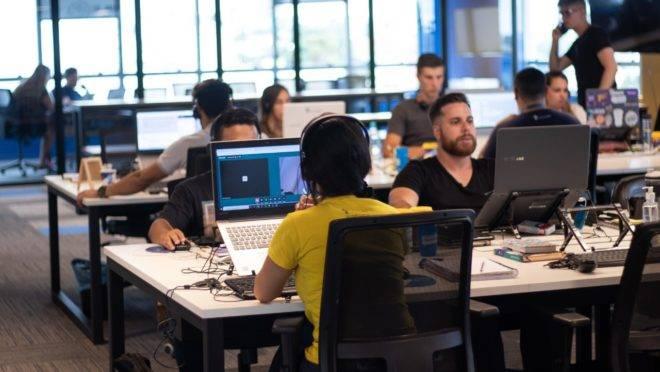 O sistema desenvolvido pela Tecnofit proporciona uma gestão completa para academias.