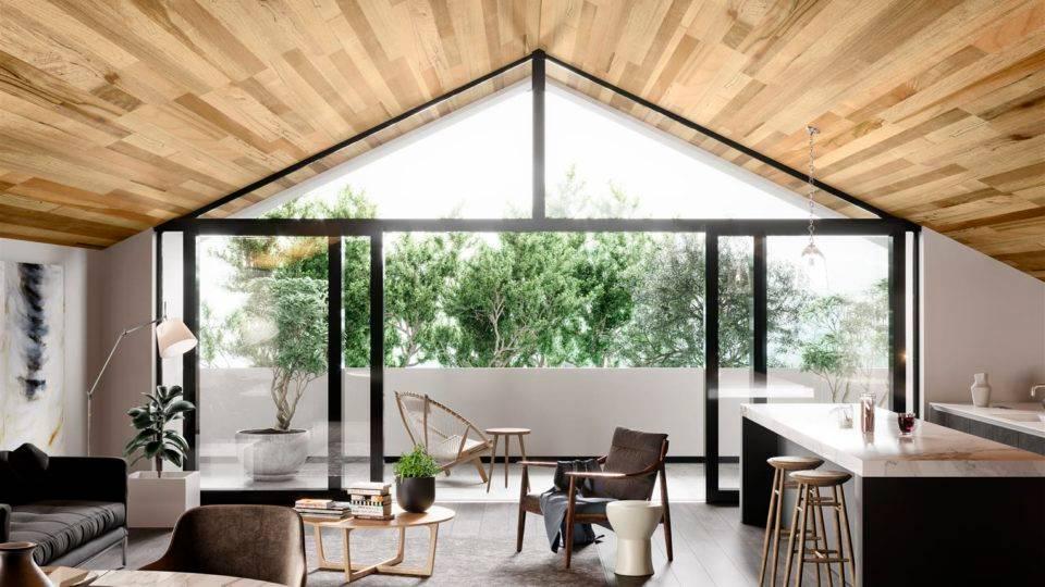 Empresa cria teto vinílico é transforma superfície em protagonista
