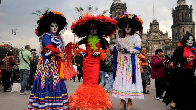 Dia dos Mortos (México)