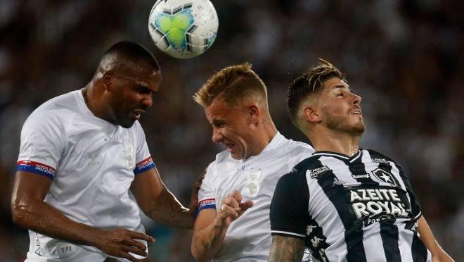 Paraná precisa vencer o Botafogo para seguir na Copa do Brasil