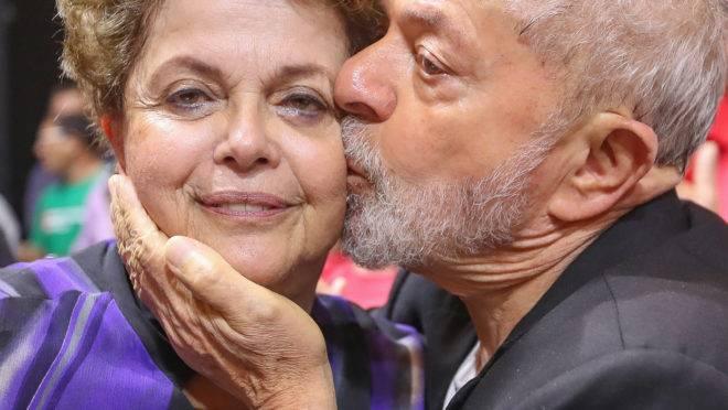 Lula foi condenado por crime comum e Dilma Rousseff, por crime de responsabilidade.