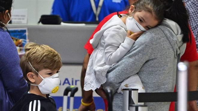 Coronavírus mata crianças e jovens