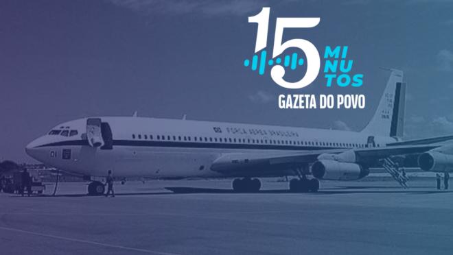 Ministros de Bolsonaro e a estratégia para usar os aviões da FAB
