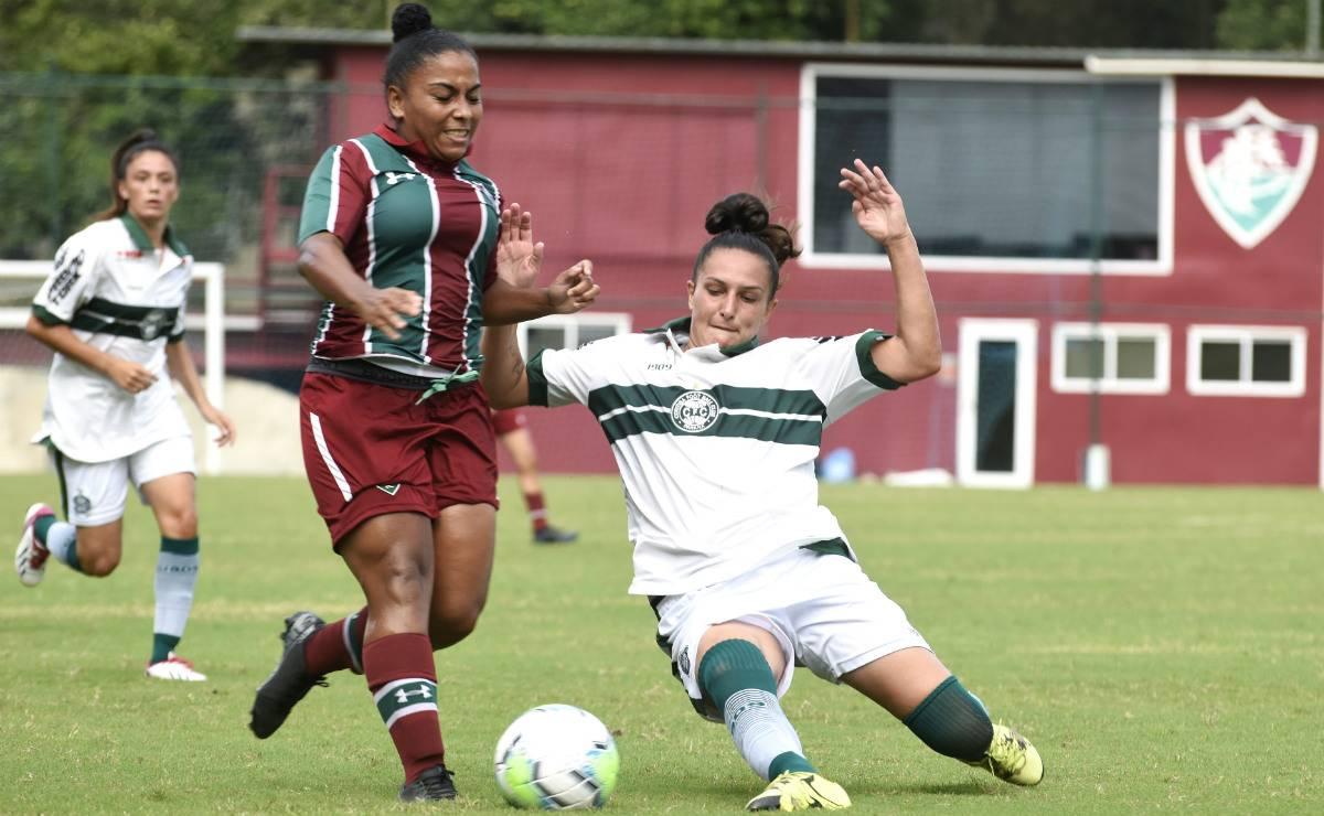Coritiba firmou parceria com o Toledo para estruturar seu time feminino.