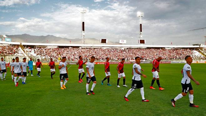 Conmebol estipulou data para volta da Libertadores
