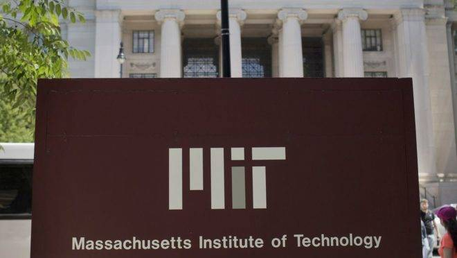 Foto: MIT/Divulgação
