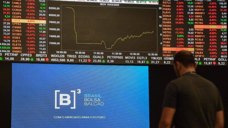 Bolsa começa a semana em alta e dólar cai. O que explica o ânimo dos investidores?