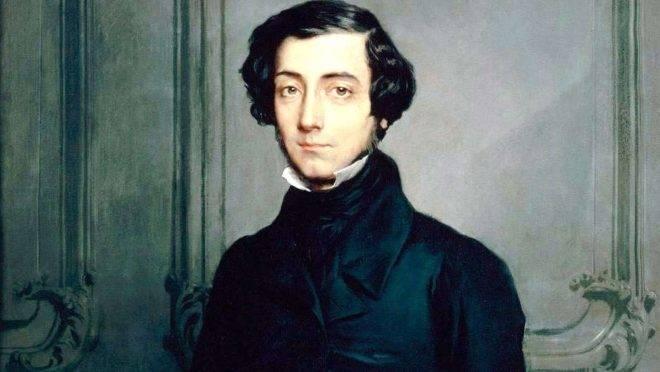 Alexis de Tocqueville parece ter sido o primeiro a chegar a conclusão que a política é a arte do equilíbrio e do bom-senso.