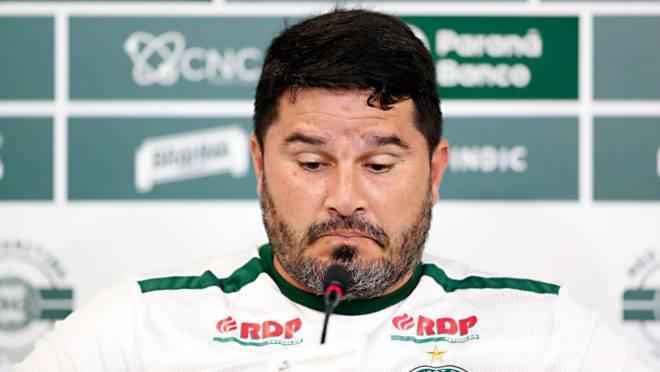 Barroca comentou paralisação do futebol nacional