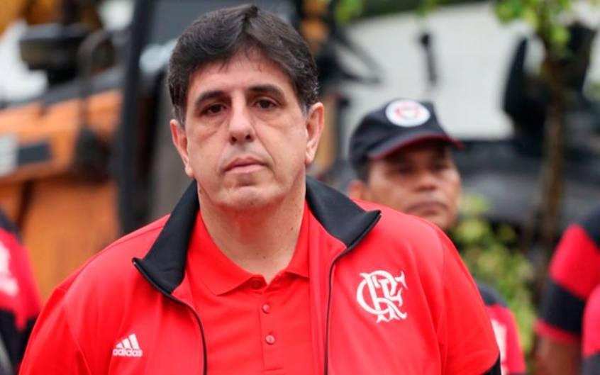 Mauricio Gomes de Mattos. Foto: Divulgação, Flamengo