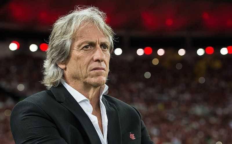 Técnico Jorge Jesus. Foto: Divulgação, Flamengo