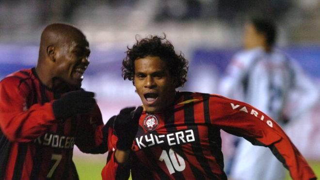David Ferreira foi o colombiano que teve maior sucesso no Athletico