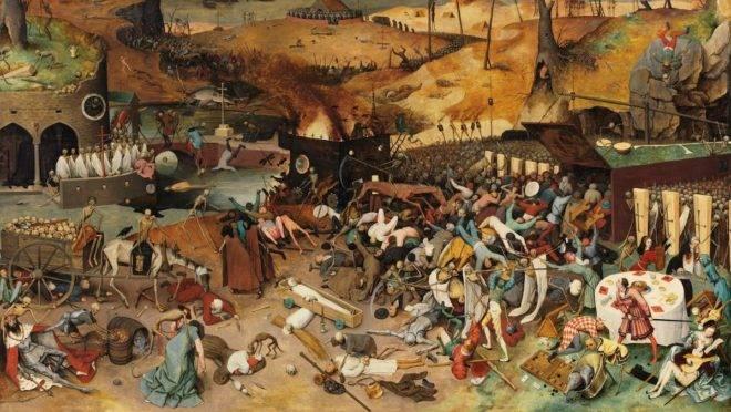 """Se existe uma metáfora útil em """"A peste"""", é esta: o medo deve levar à reflexão e à união. A epidemia é uma oportunidade de reaproximação."""