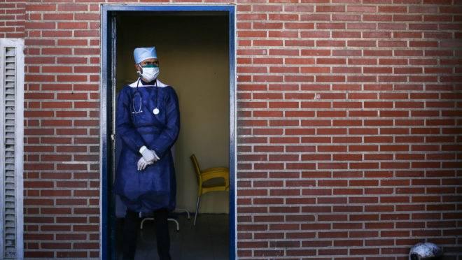 venezuela hospitais coronavírus