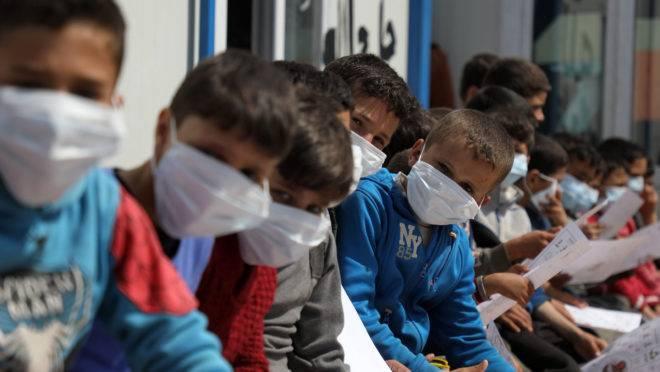 siria refugiados coronavírus