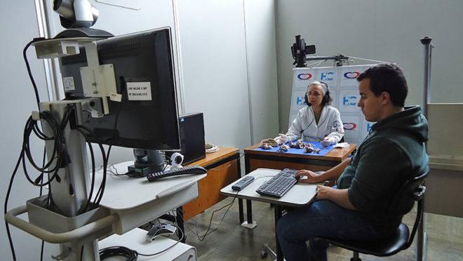 Telemedicina liberada no Brasil permite consultas e atestados médicos
