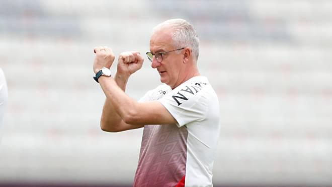 Dorival Júnior comanda o time principal do Athletico
