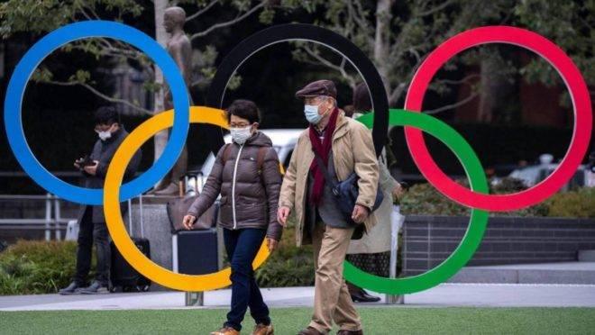 Jogos Olímpicos foram adiados por causa da pandemia.