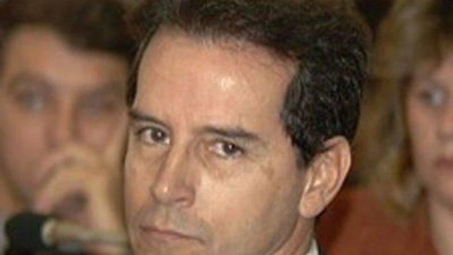O ex-senador Luiz Estevão