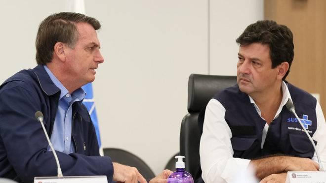 Mandetta vai negar isolamento vertical proposto por Bolsonaro