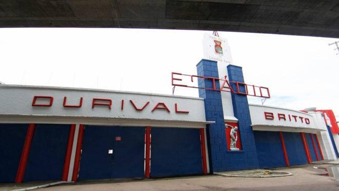Estádio do Paraná será utilizado para ajudar no combate ao coronavírus