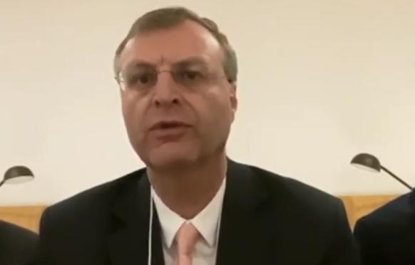 Clóvis Arns da Cunha, presidente da Sociedade Brasileira de Infectologia.
