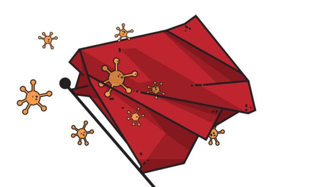 O vírus chinês
