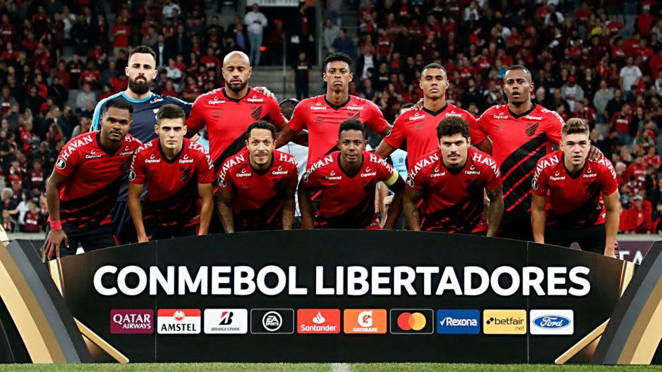 Athletico poderá antecipar até R$ 9 milhões com a Conmebol de premiação da Libertadores