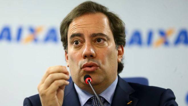 Pedro Guimarães, presidente da Caixa