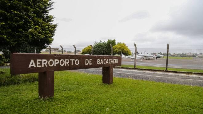 Aeroporto Bacacheri.    Curitiba, 08/04/2019 –  Foto: Geraldo Bubniak/ANPr