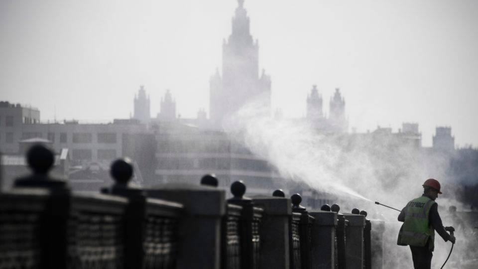 Rússia anuncia fechamento de fronteiras para conter Covid-19