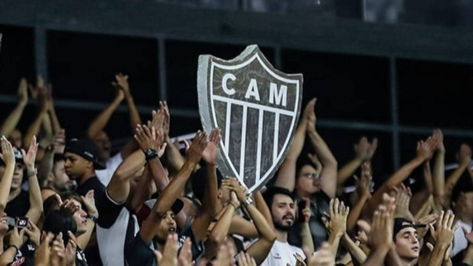 Atlético-MG reduz 25% dos salários de atletas, comissão técnica e diretoria