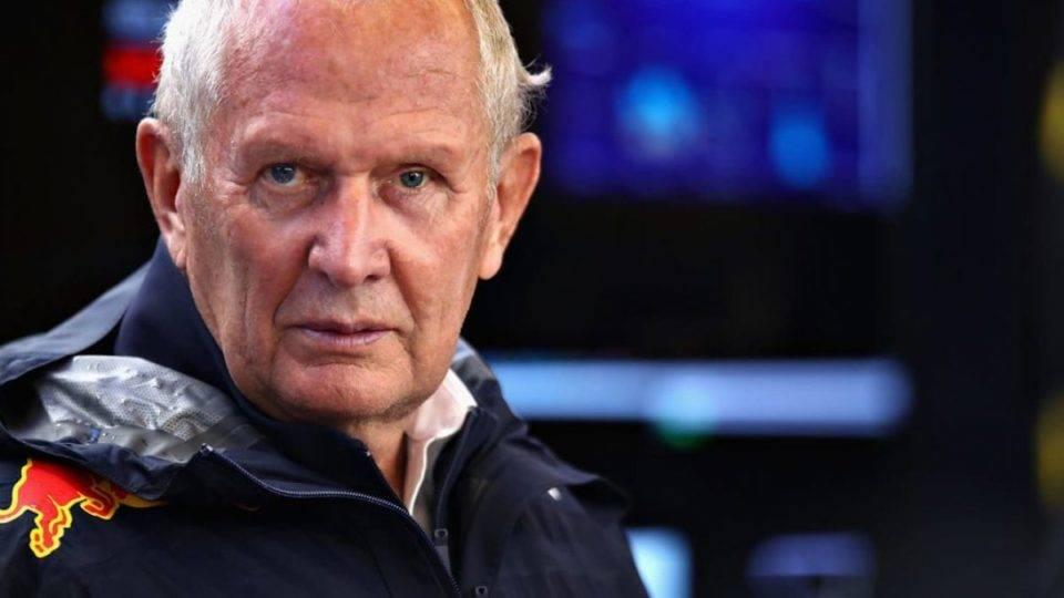 Diretor da Red Bull quer que pilotos peguem coronavírus para adquirirem anticorpos