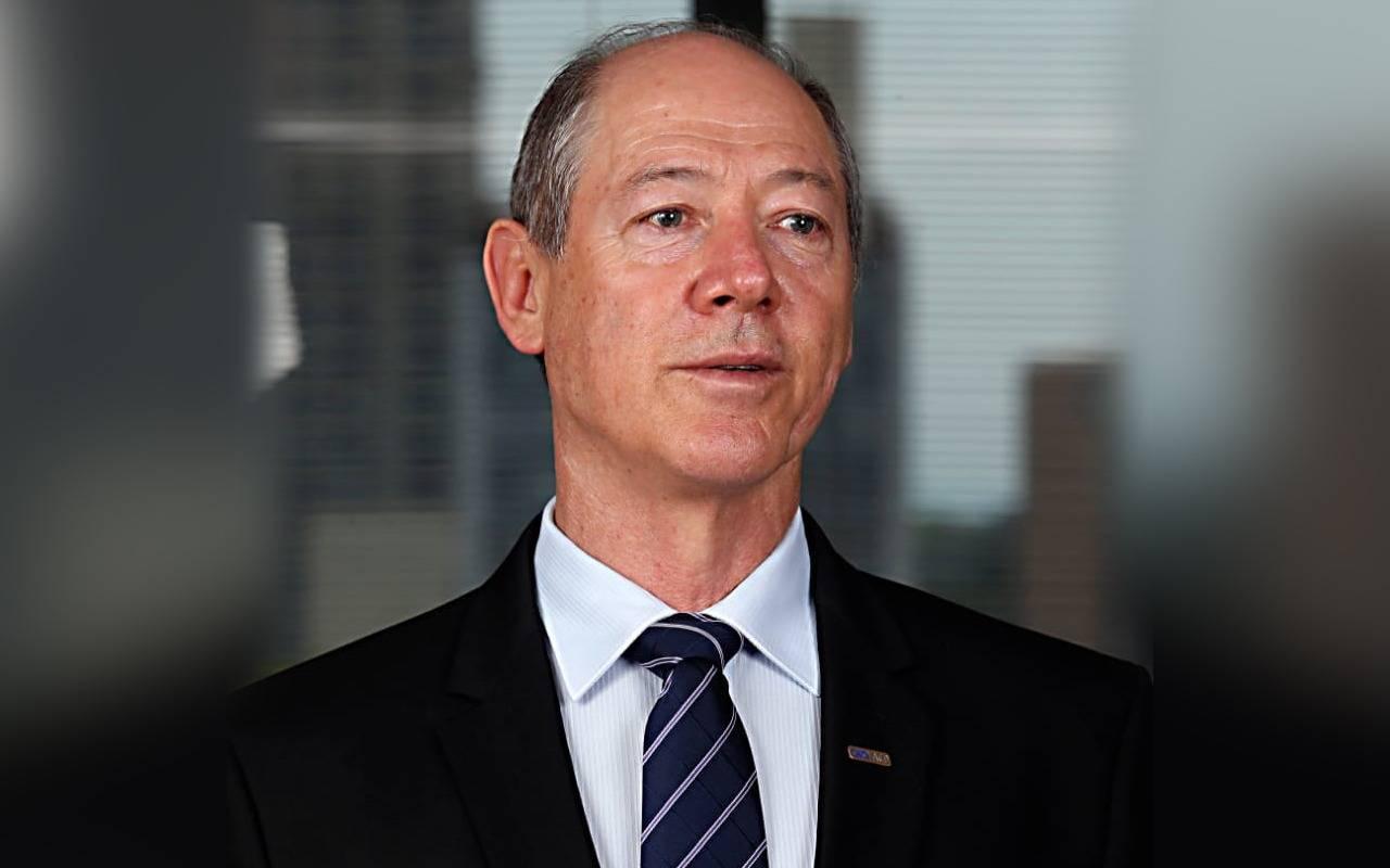 Camilo Turmina, presidente da Associação Comercial do Paraná