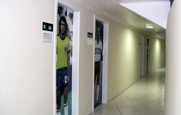 Coritiba cederá alojamentos do Couto para funcionários do Hospital das Clínicas