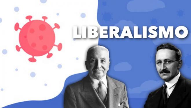 A pandemia e o liberalismo