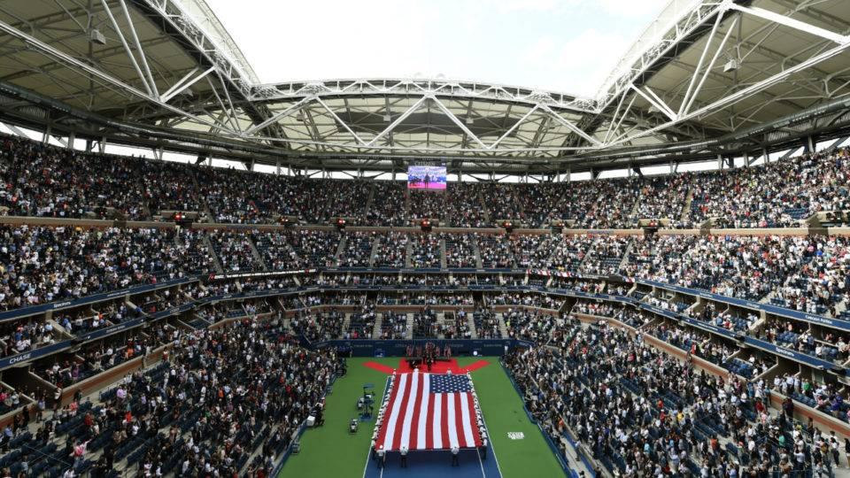 Torneio de Wimbledon é cancelado e complexo do US Open vira hospital em Nova York