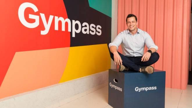 CEO da Gym Pass, Leandro Caldeira.