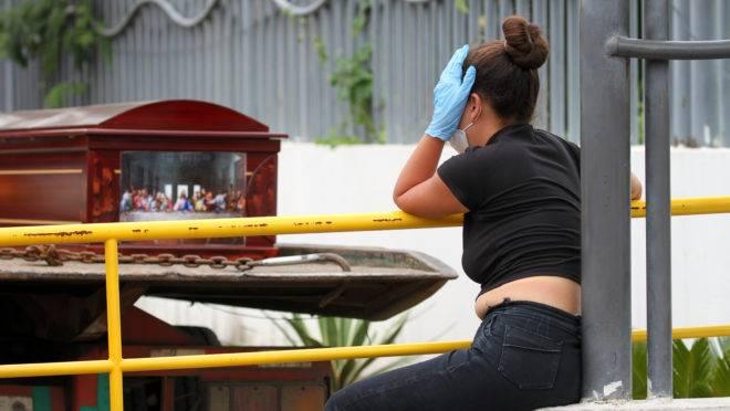 coronavírus equador mortes