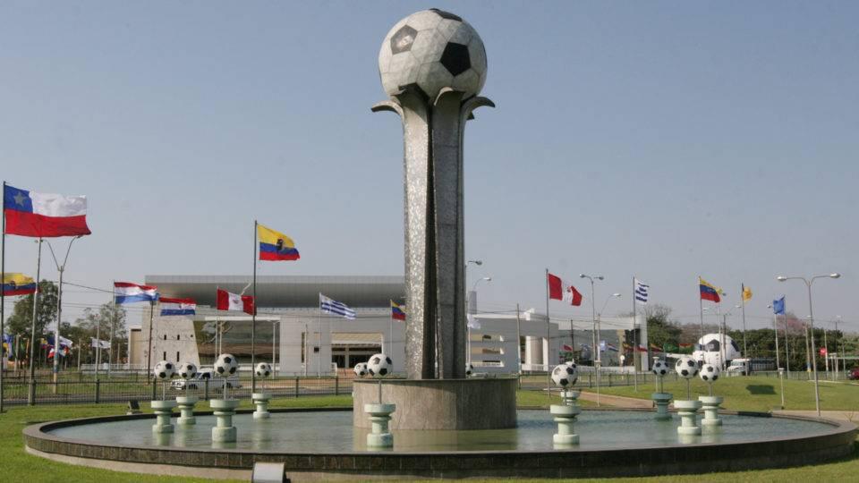 Conmebol tem faturamento bilionário recorde e cria fundo de R$ 142 milhões