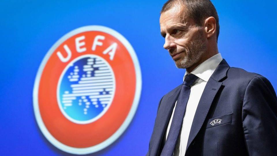 Presidente da Uefa ameaça punir futebol belga por encerramento precoce do campeonato